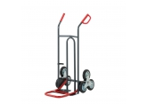Stair sack truck with foldable showel and open handles 250 kg PROVOST