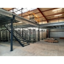 Long span mezzanine platform PROVOST