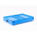 Folding bin integrated lid 800 x 600 PROVOST