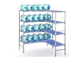 Grocery store shelving PROVOST