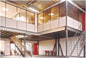 Mezzanine platform PROVOST