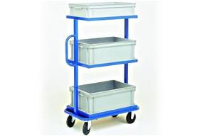 Storage bin trolleys PROVOST
