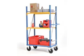 Multiple level industrial trolleys PROVOST