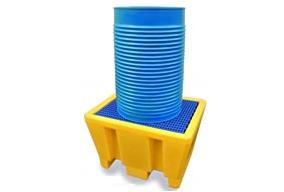 Polyethylene retention tray PROVOST