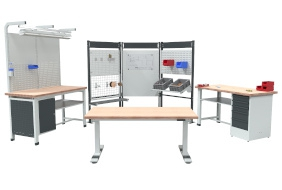 Workbenches PROVOST