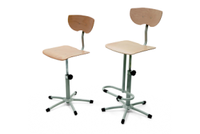 Sit-stand seating, workshop seats PROVOST